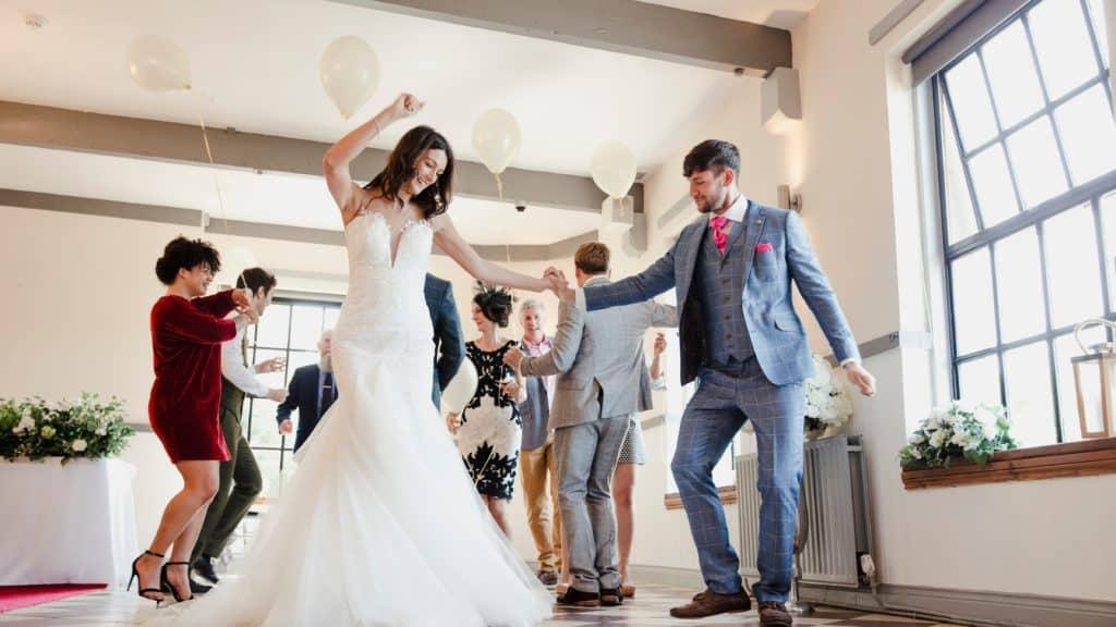 Eröffnungstanz Hochzeit | DJ Sven Event
