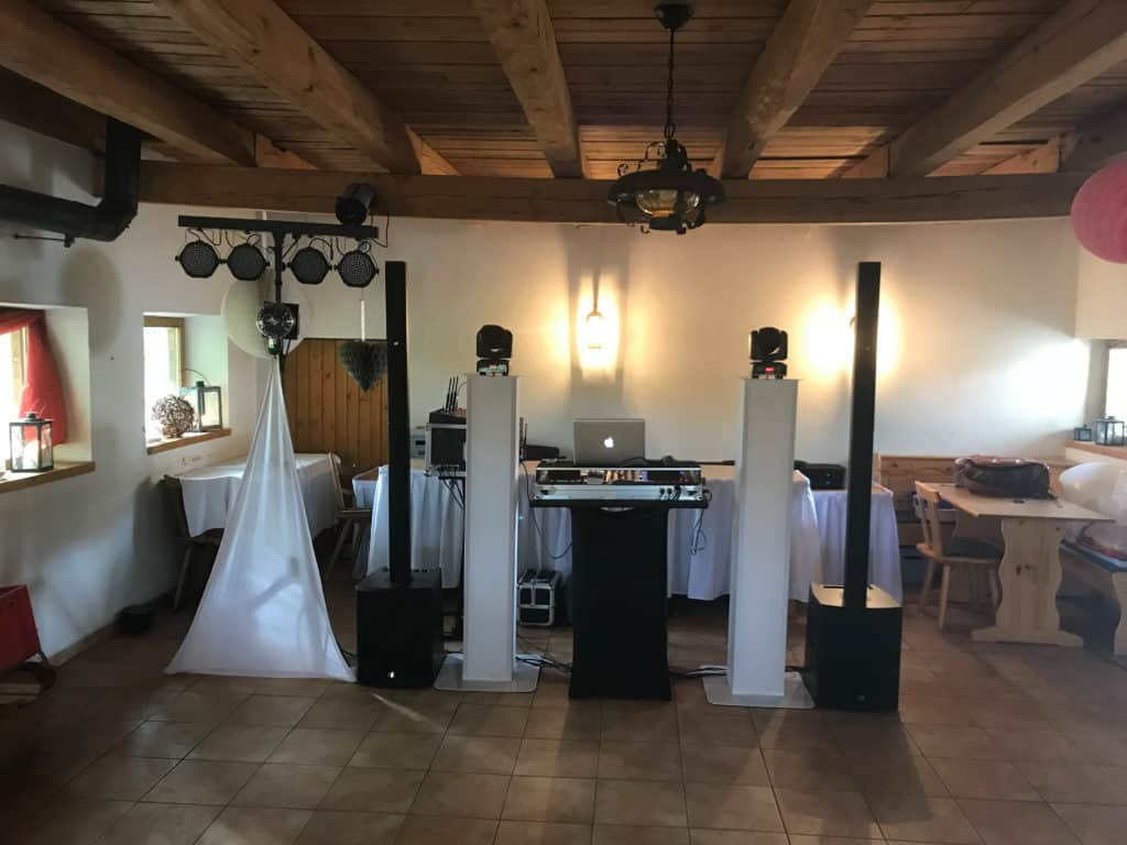 Geburtstag DJ Pakete   DJ Sven Event